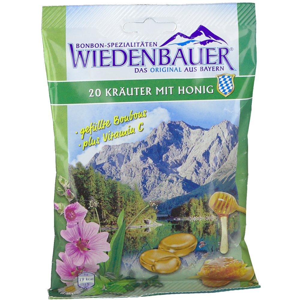 Wiedenbauer Kräuter-Hustenbonbons