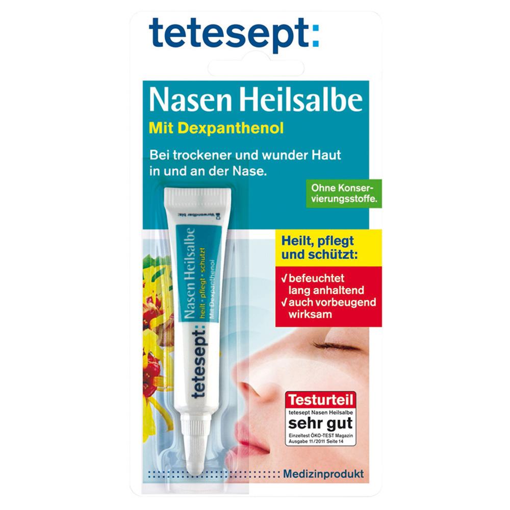 tetesept® Nasen Heilsalbe