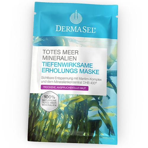 Dermasel® SPA Totes Meer Maske Erholung