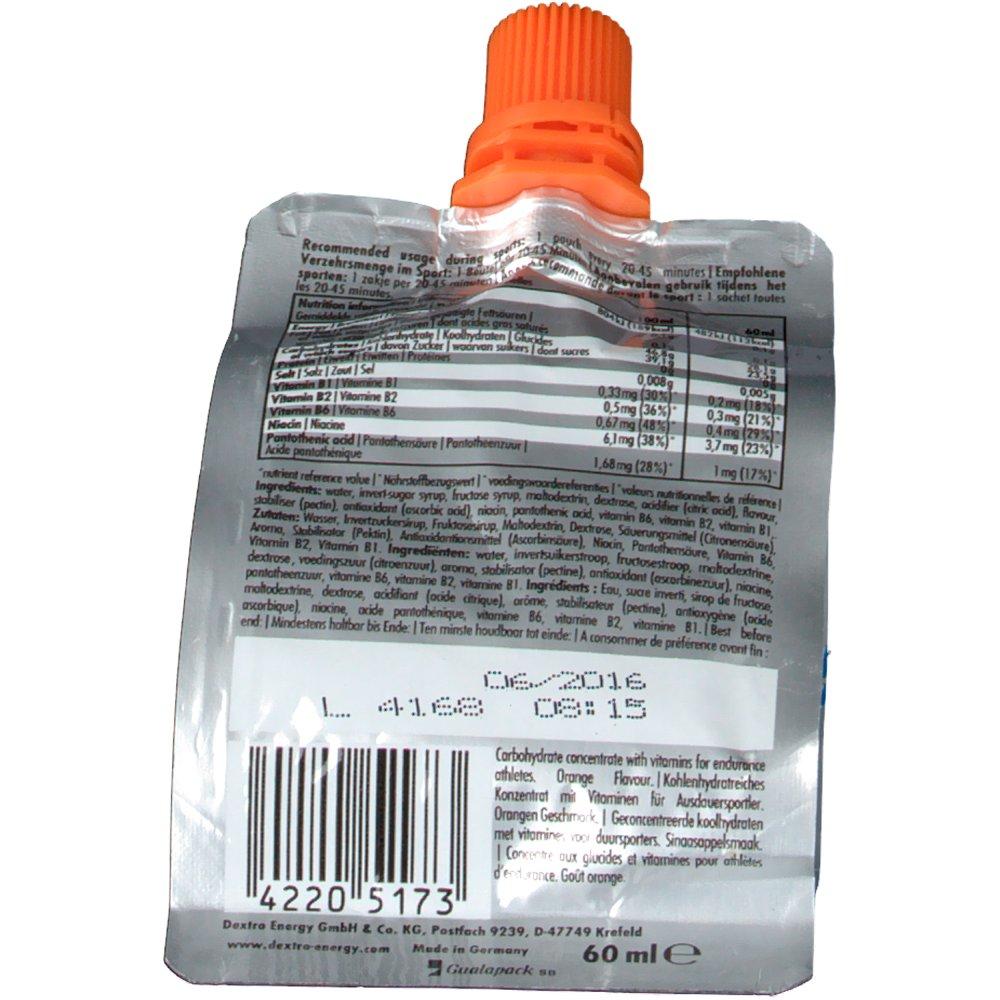 Dextro Energy Liquid Gel Orange Shop Apotheke Com