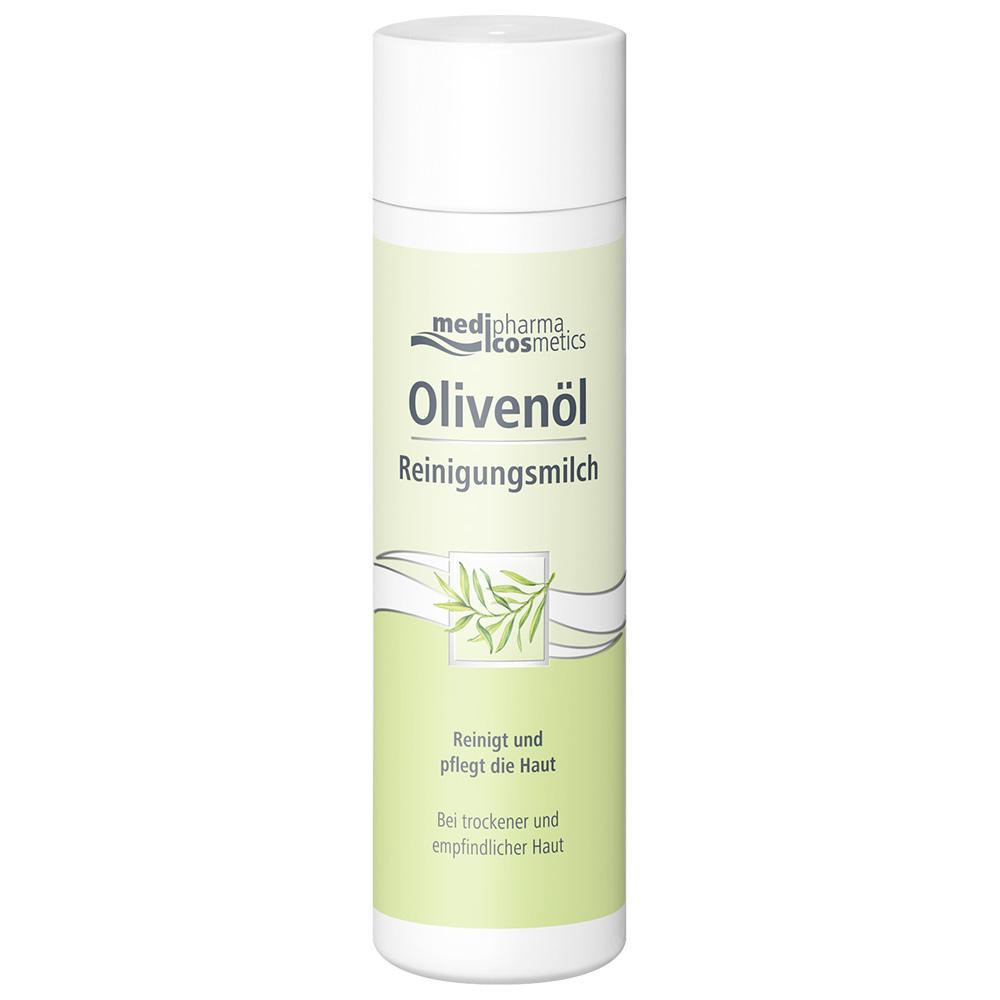 medipharma cosmetics Olivenöl Reinigungsmilch