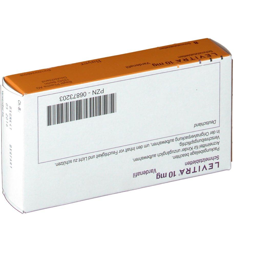 Levitra 10 Mg Anwendung