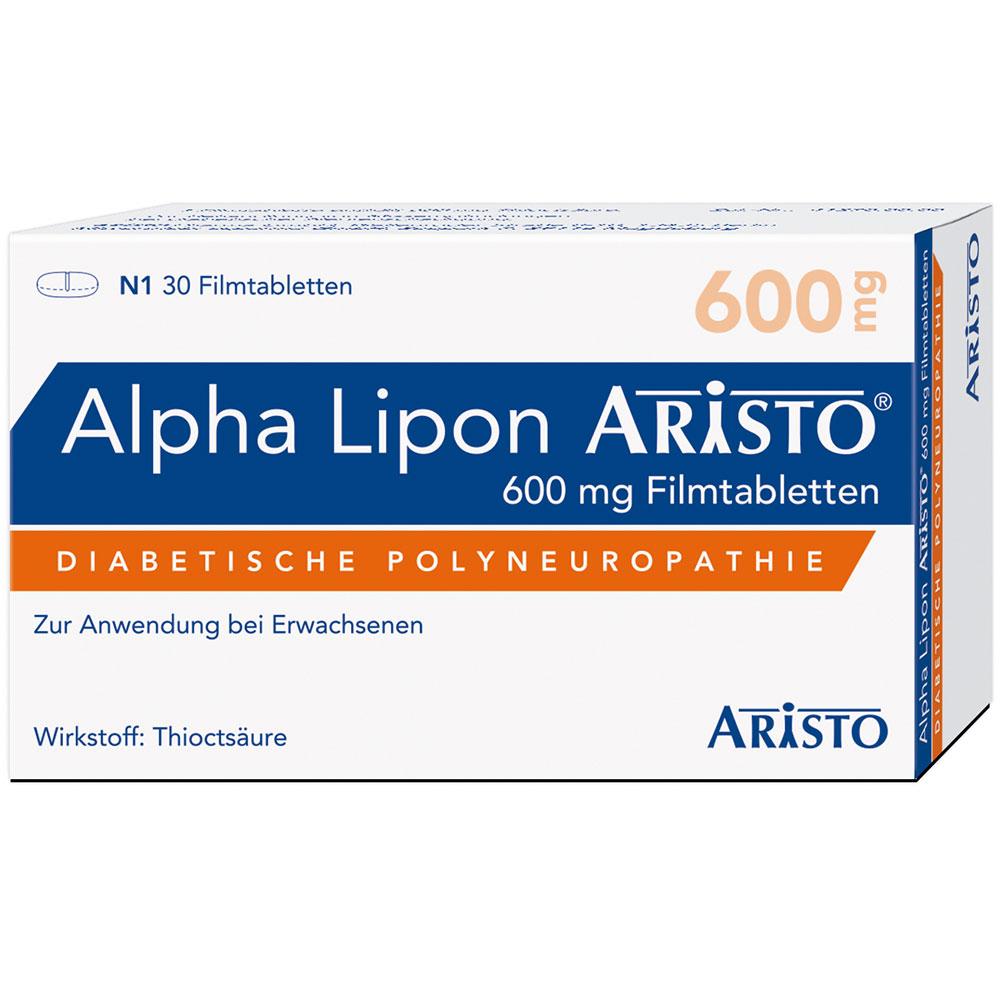 Alpha Lipon Aristo® 600 mg