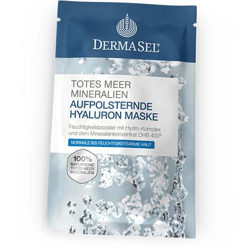Dermasel® MED Totes Meer Maske Hyaluron