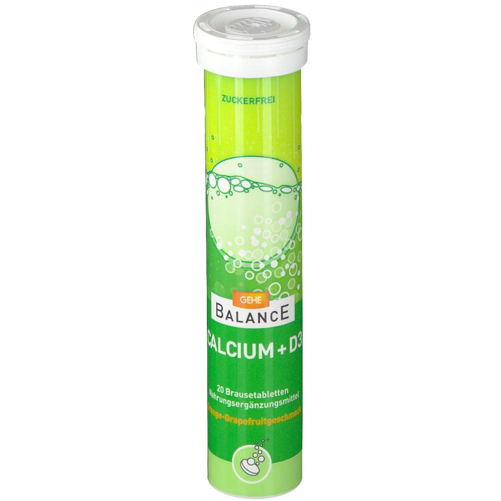 Gehe Balance Calcium + D3