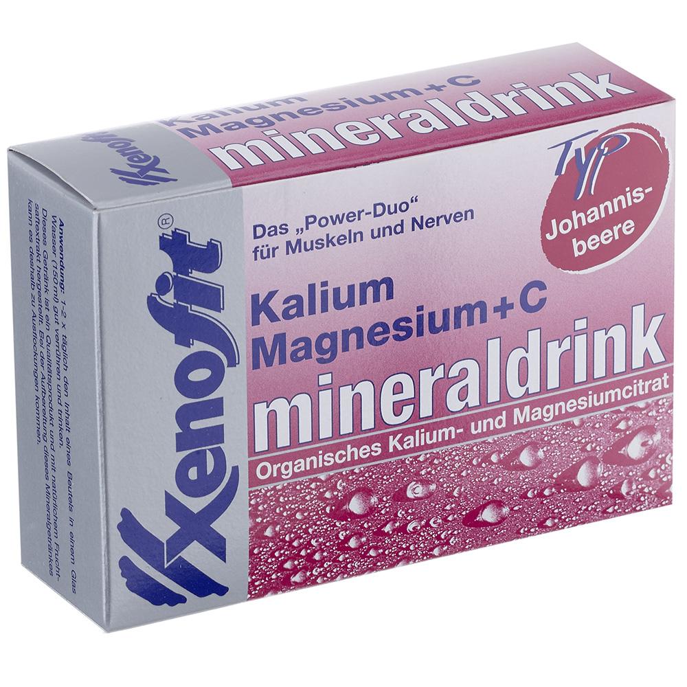 Xenofit® Kalium Magnesium + C Mineraldrink