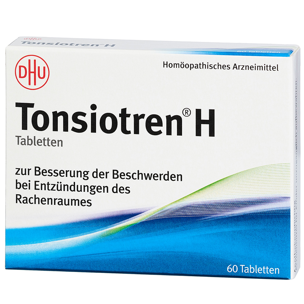 Tonsiotren® H Tabletten