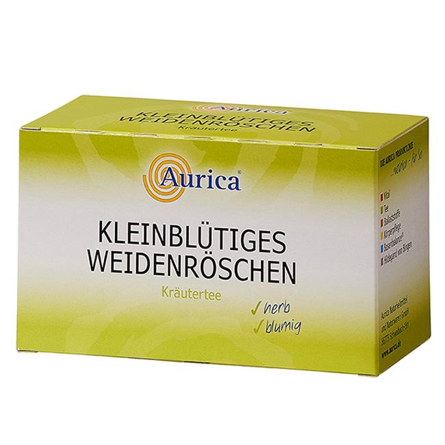 Aurica® Kleinblütiges Weideröschen Tee Filterbeutel