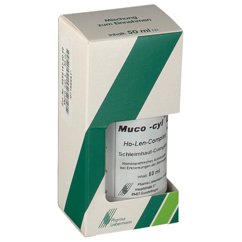Muco-cyl® L Ho-Len-Complex® Schleimhaut-Complex