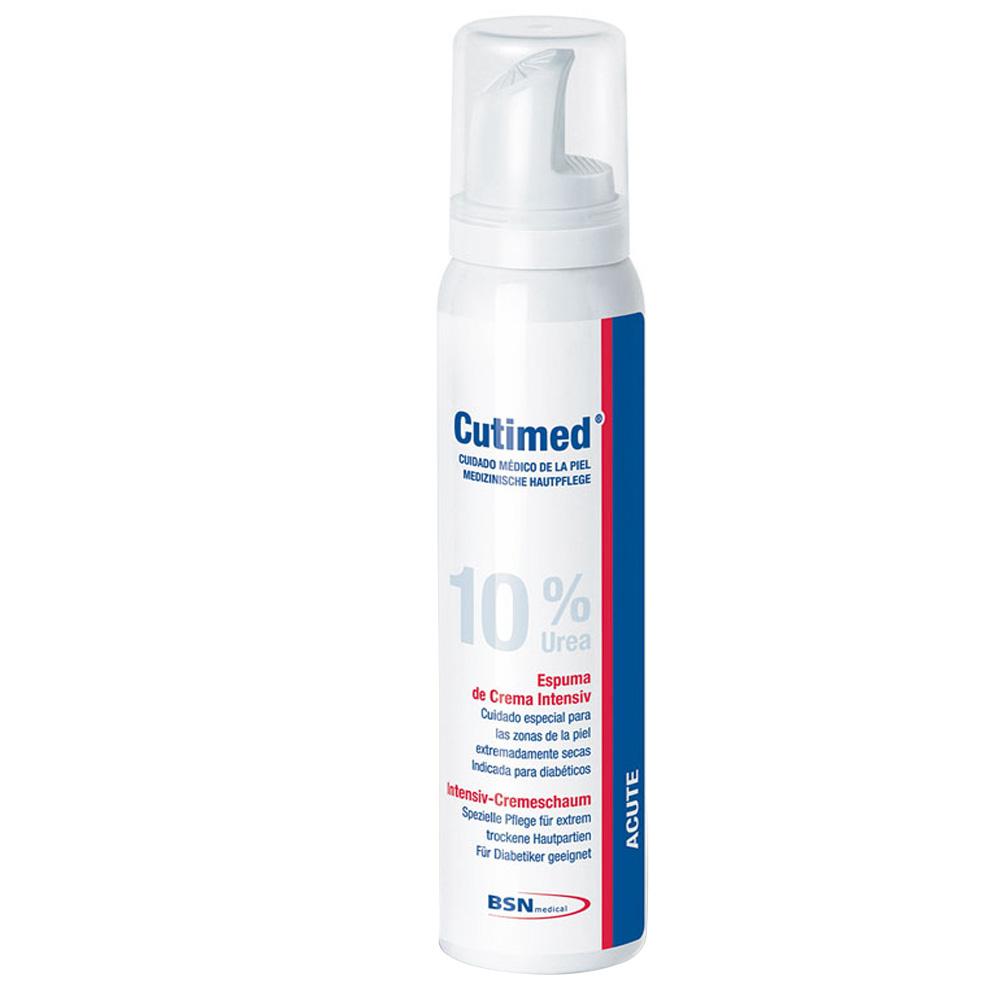 Cutimed ® Acute Intensive Cremeschaum 10% Urea