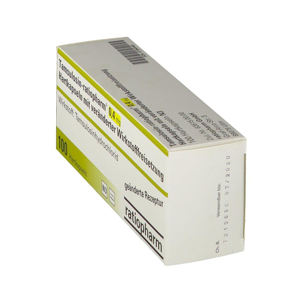 Tamsulosin Hydrochloride Alternatives