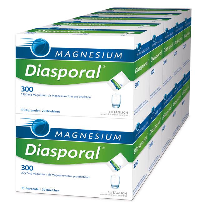 magnesium diasporal 300 trinkgranulat shop. Black Bedroom Furniture Sets. Home Design Ideas