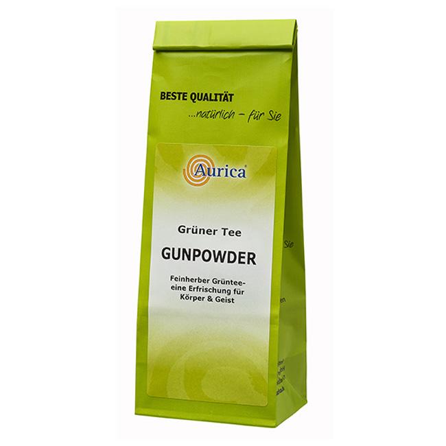 Aurica® Grüner Tee Gunpowder