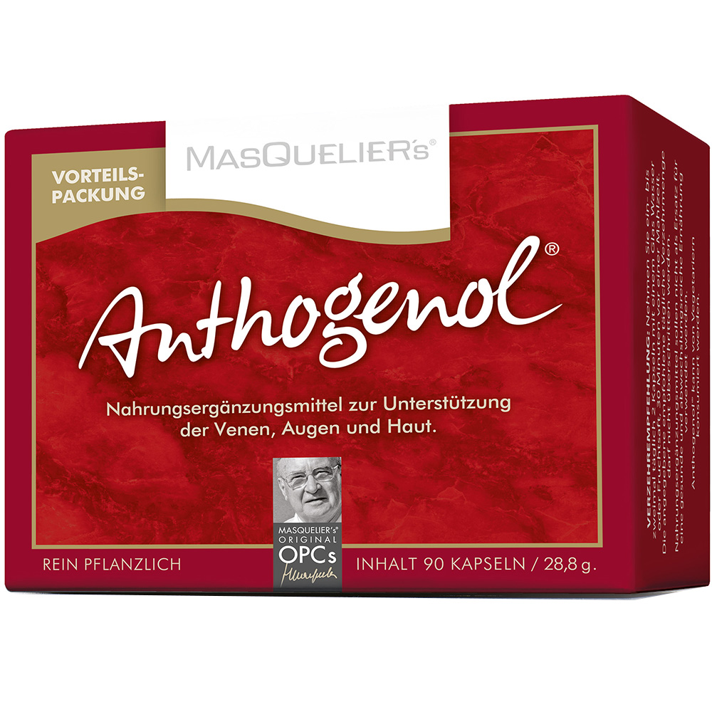 MASQUELIER´s® Anthogenol® Kapseln