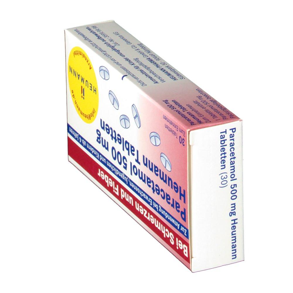 Paracetamol P500