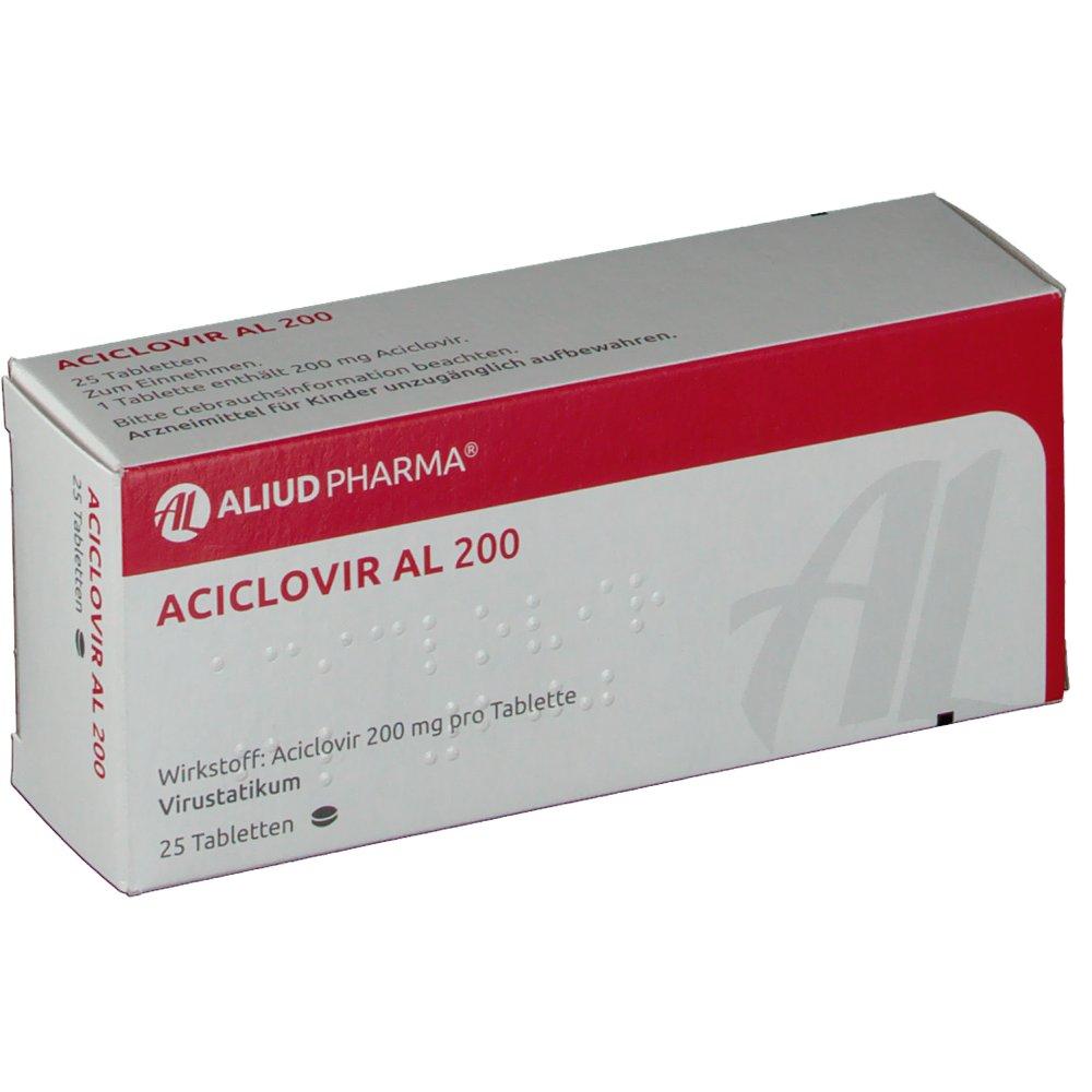 Aciclovir Prospect 200 Mg