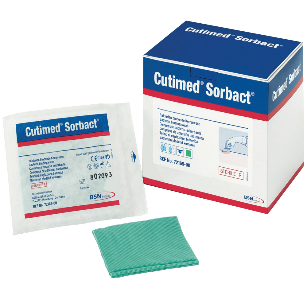Cutimed® Sorbact 7 cm x 9 cm
