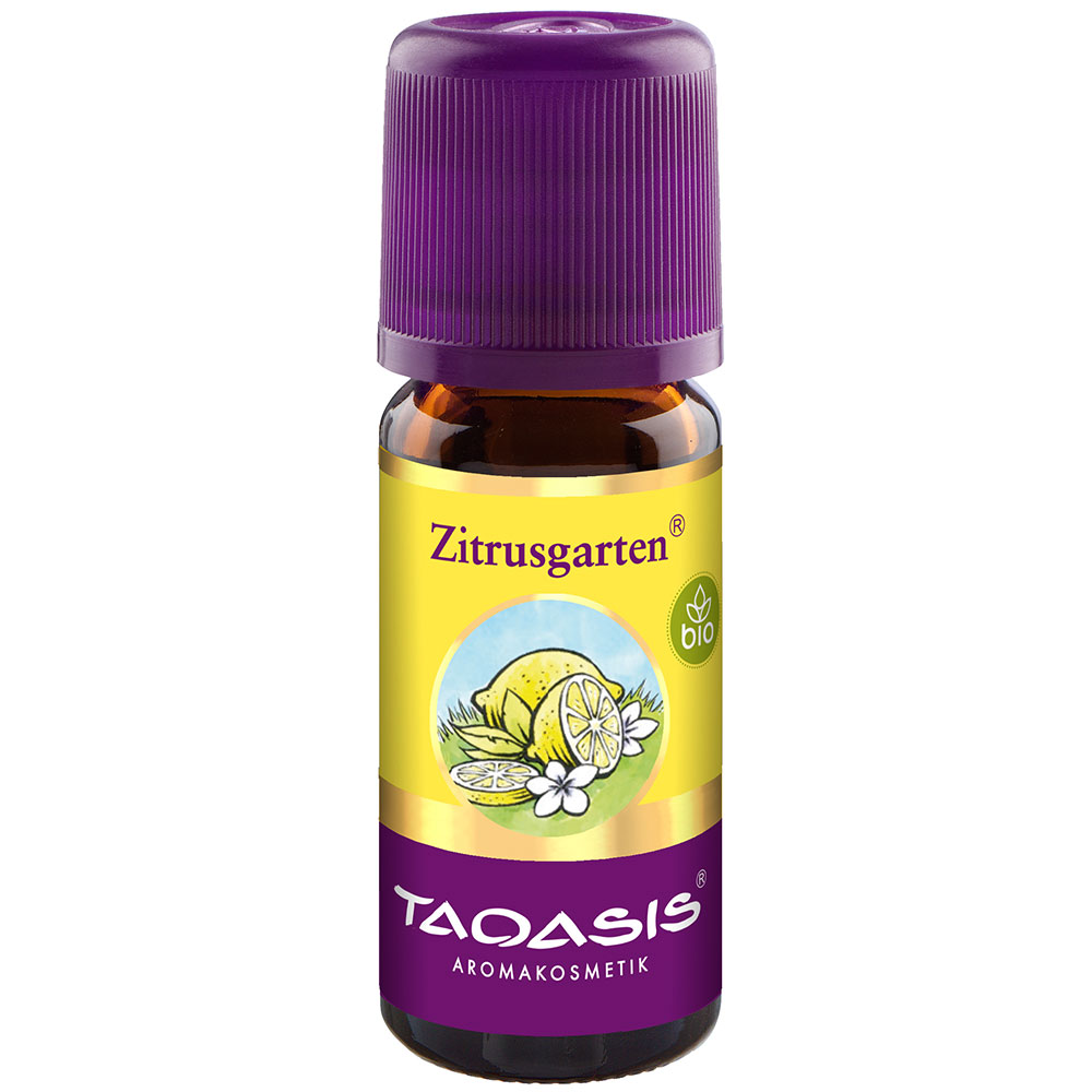 Zitrusgarten Öl
