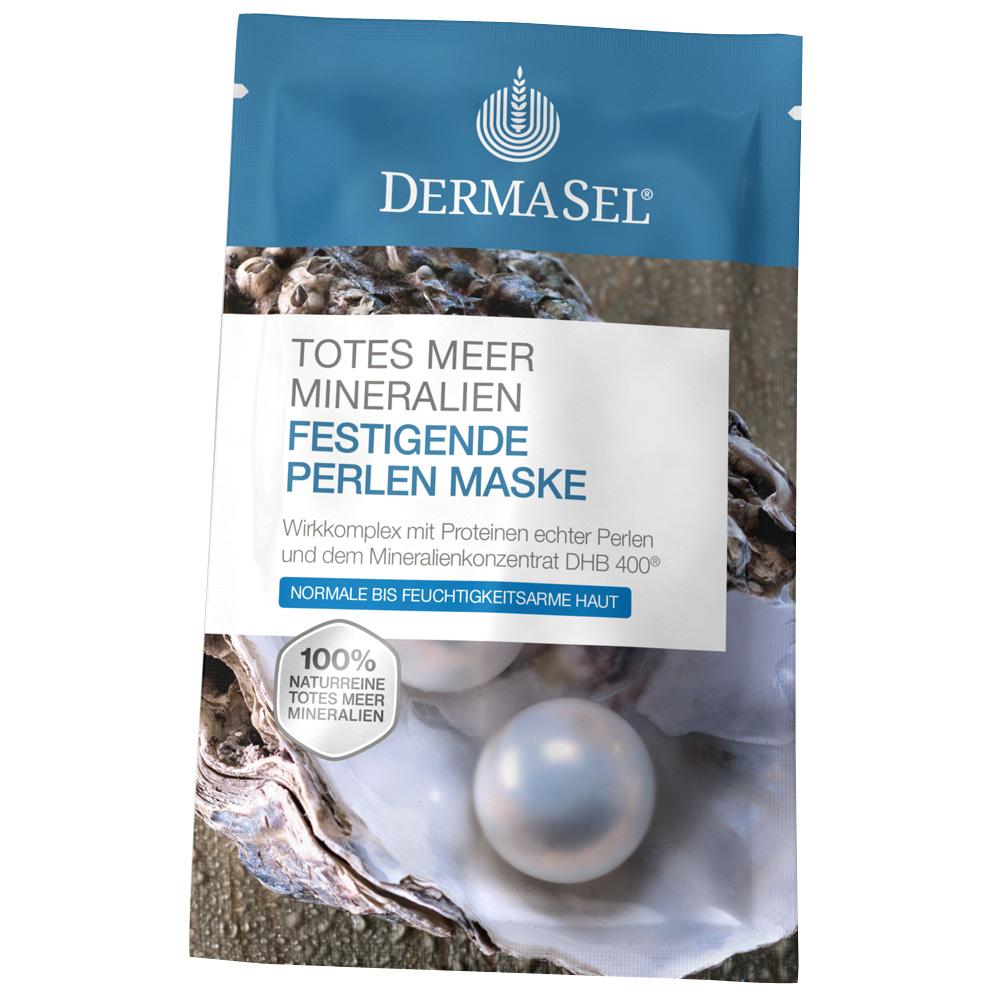 Dermasel® Maskerade Perlen Maske