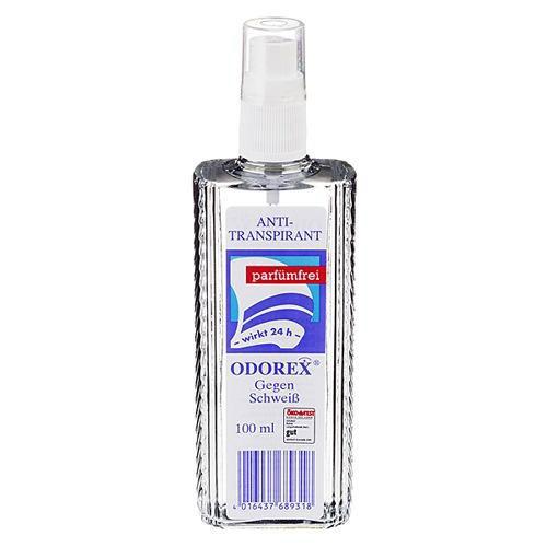 Odorex® Antitranspirant gegen Schweiß