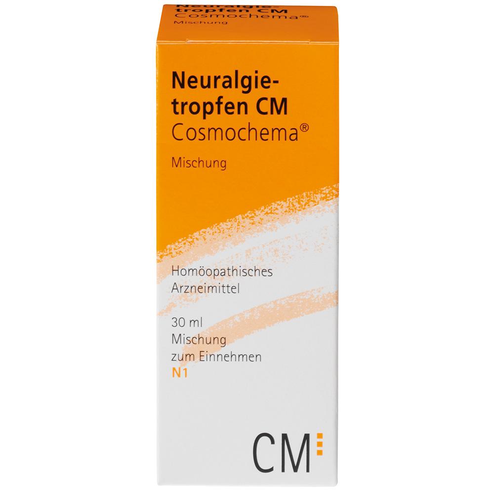 Neuralgietropfen CM Cosmochema® Mischung