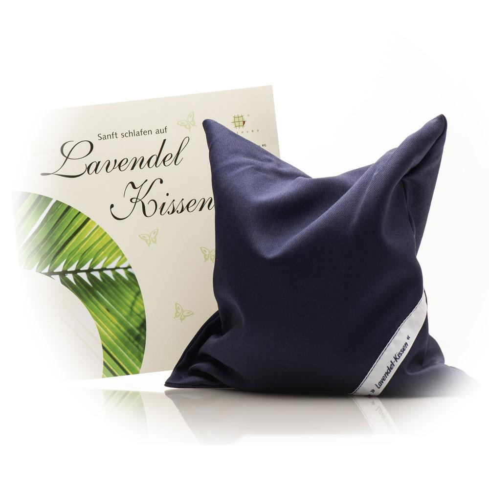 Lavendel Kissen 25 x 25 cm