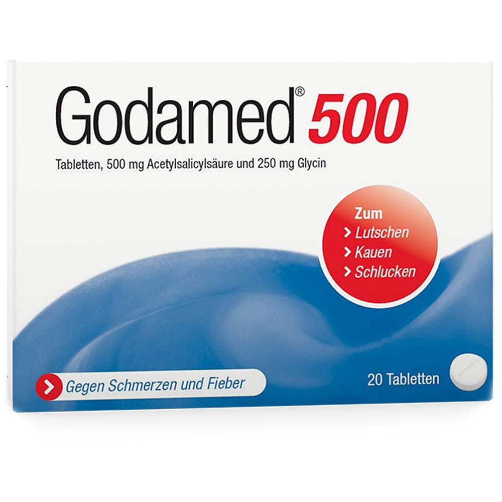 Godamed® 500 Tabletten