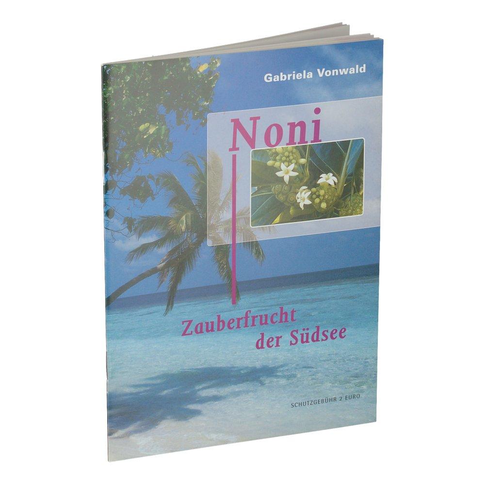 Noni Zauberfrucht der Südsee Broschüre