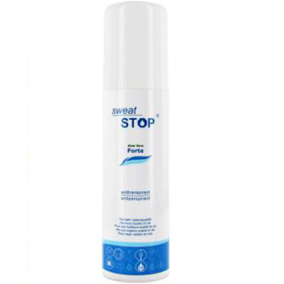 SweatStop® Aloe Vera Forte Spray antitranspirant
