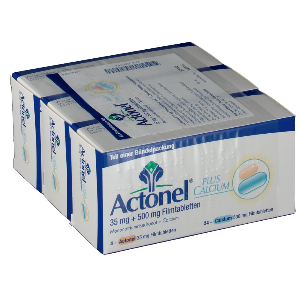 Actonel (risedronate): Osteoporosis Medication Side ...