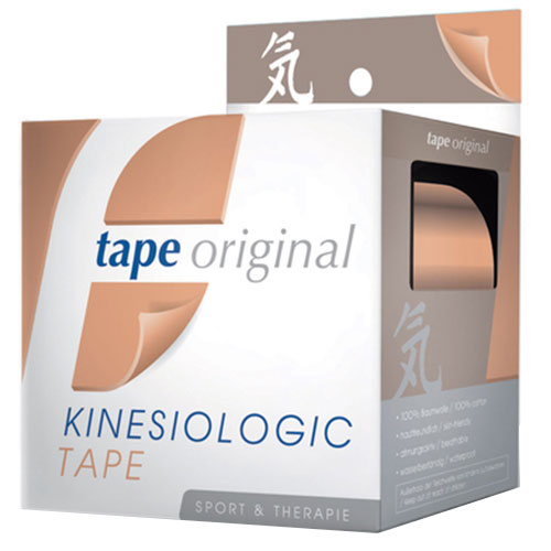 Kinesio tape original Kinesiologic Tape beige 5...