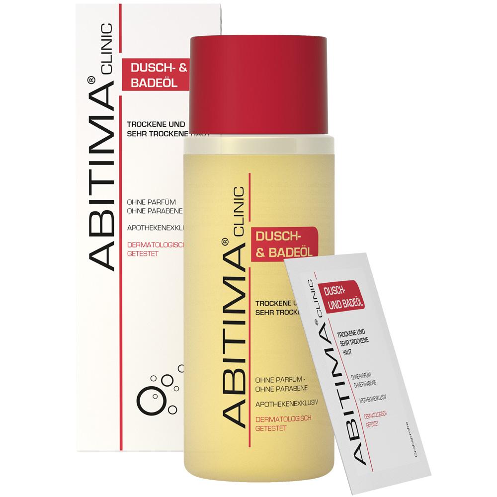 Abitima® Clinic Dusch & Badeöl