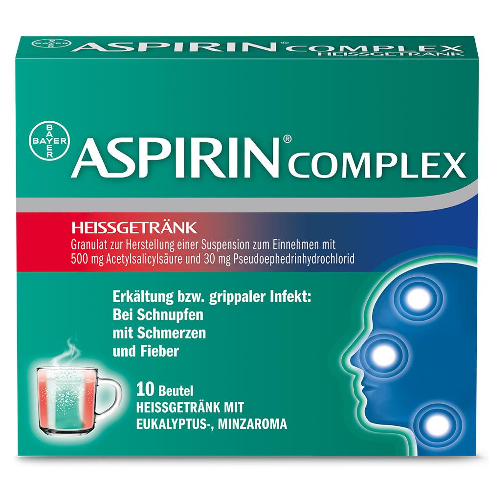 Aspirin® Complex Heißgetränk