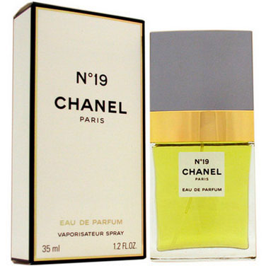 5ccdeb40b2e62b Chanel N° 19 günstig online kaufen