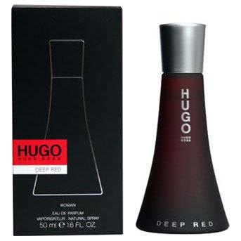 4c8aee4704c852 billig Hugo Boss Deep RED Woman