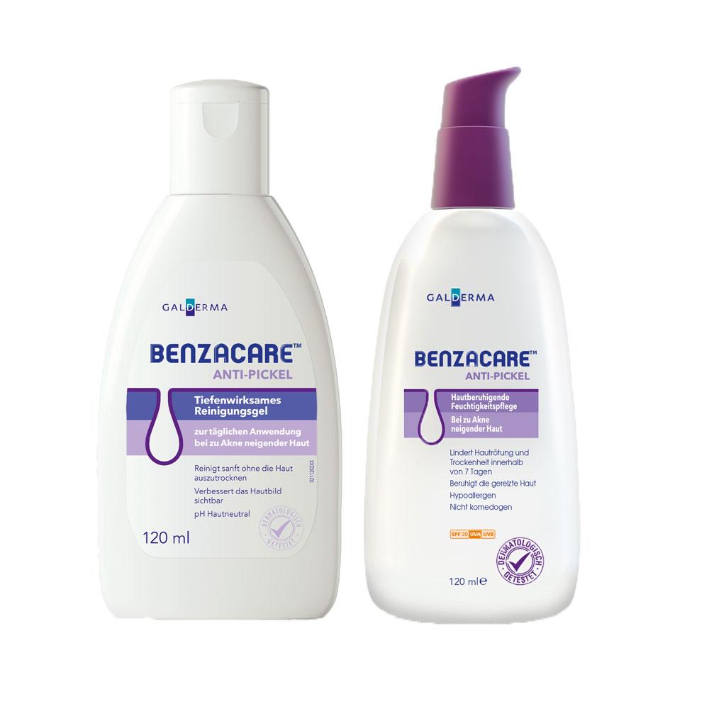 Benzacare Reinigung & Pflege