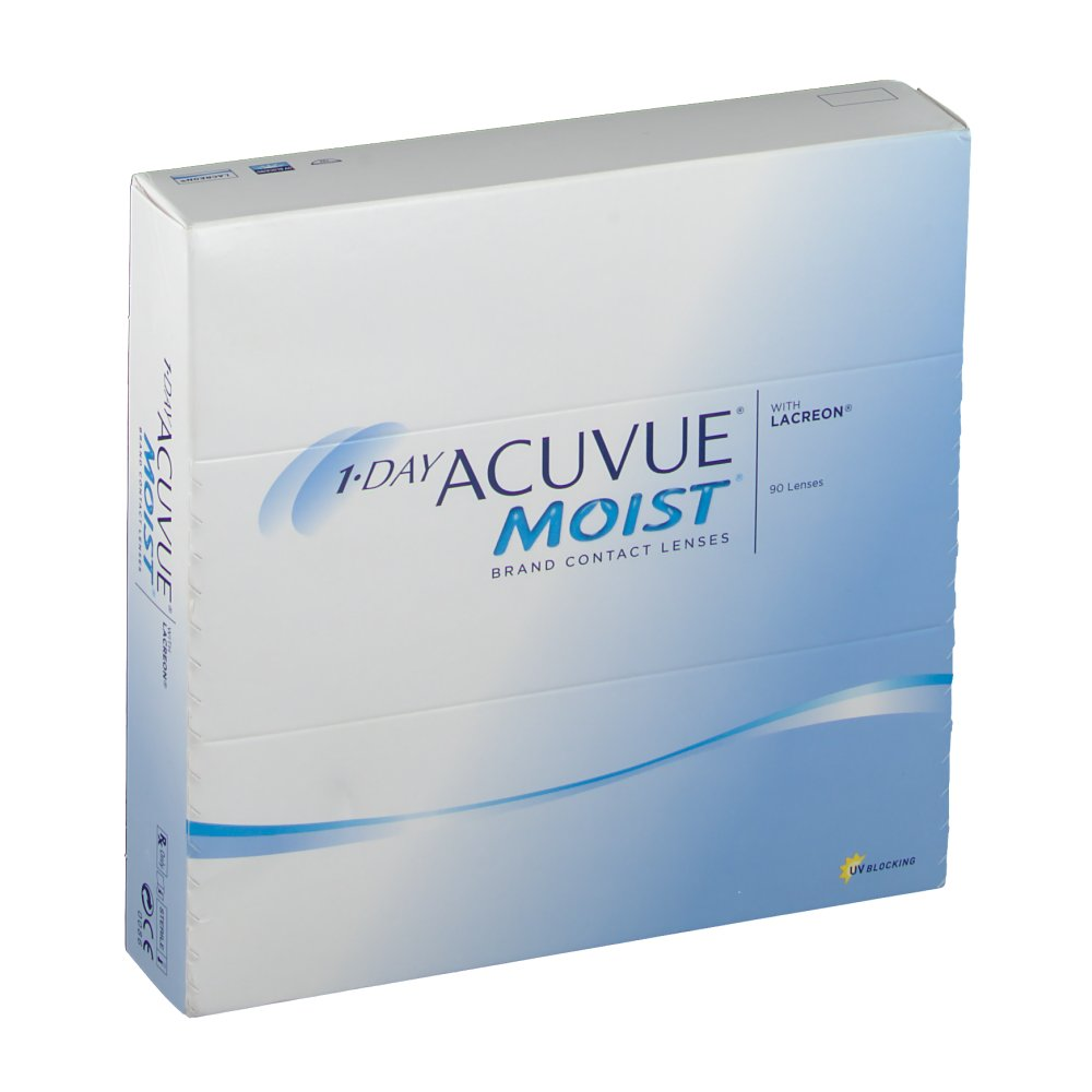 1-Day Acuvue® Moist® BC 8.5 DPT -9.00