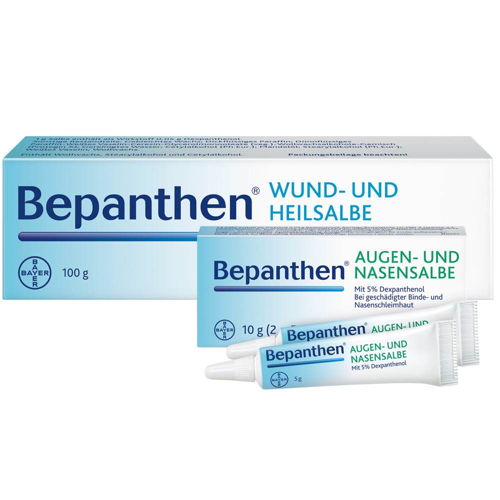 Bepanthen® Vorteils-Set
