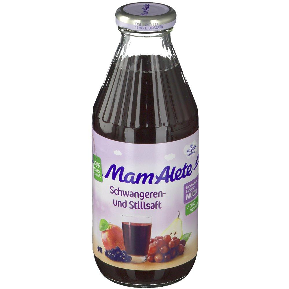MamAlete® Schwangeren- und Stillsaft