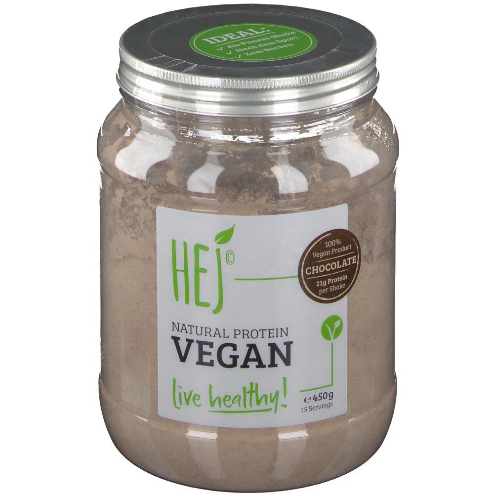 HEJ Vegan Shake Chocolate