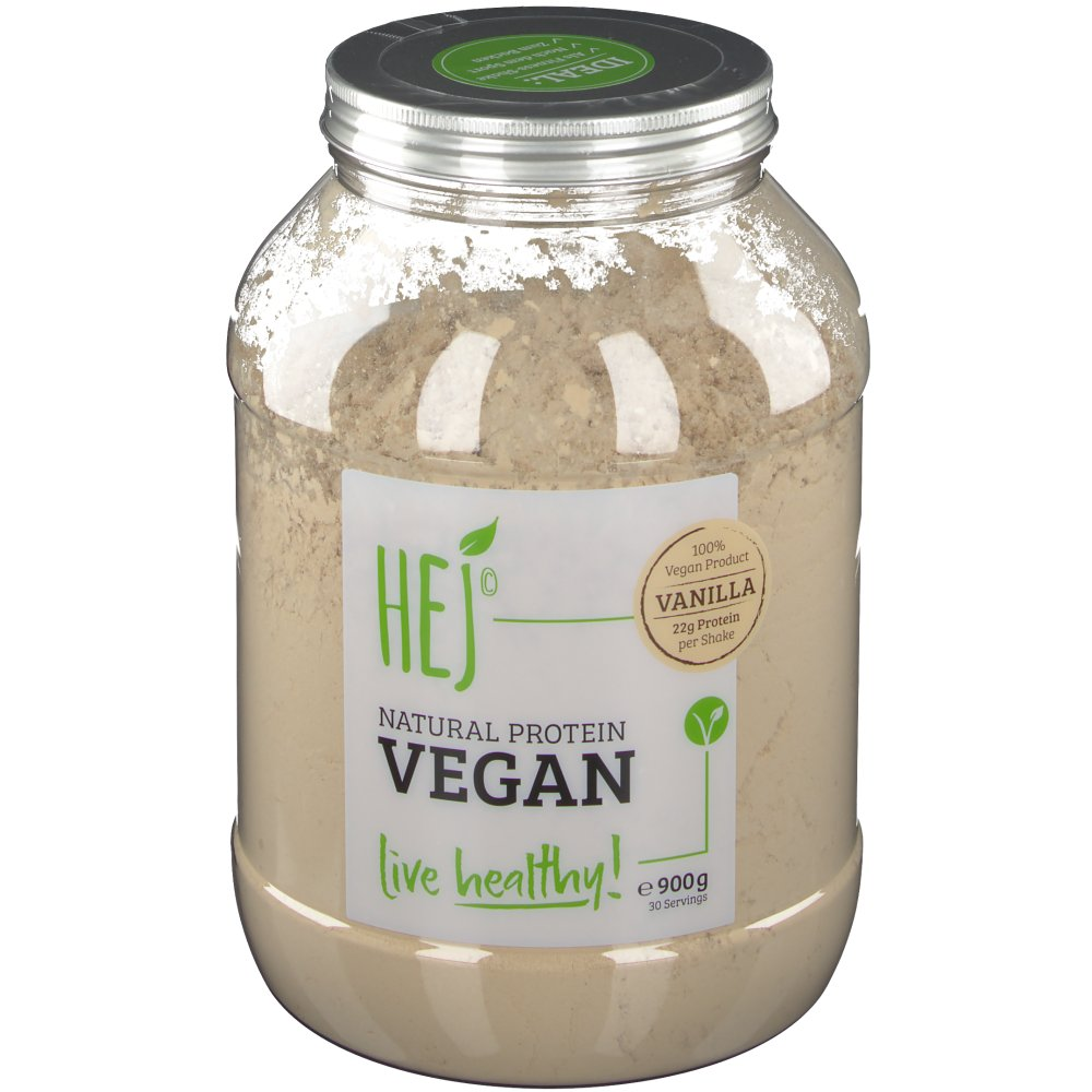 HEJ Vegan Shake Vanilla