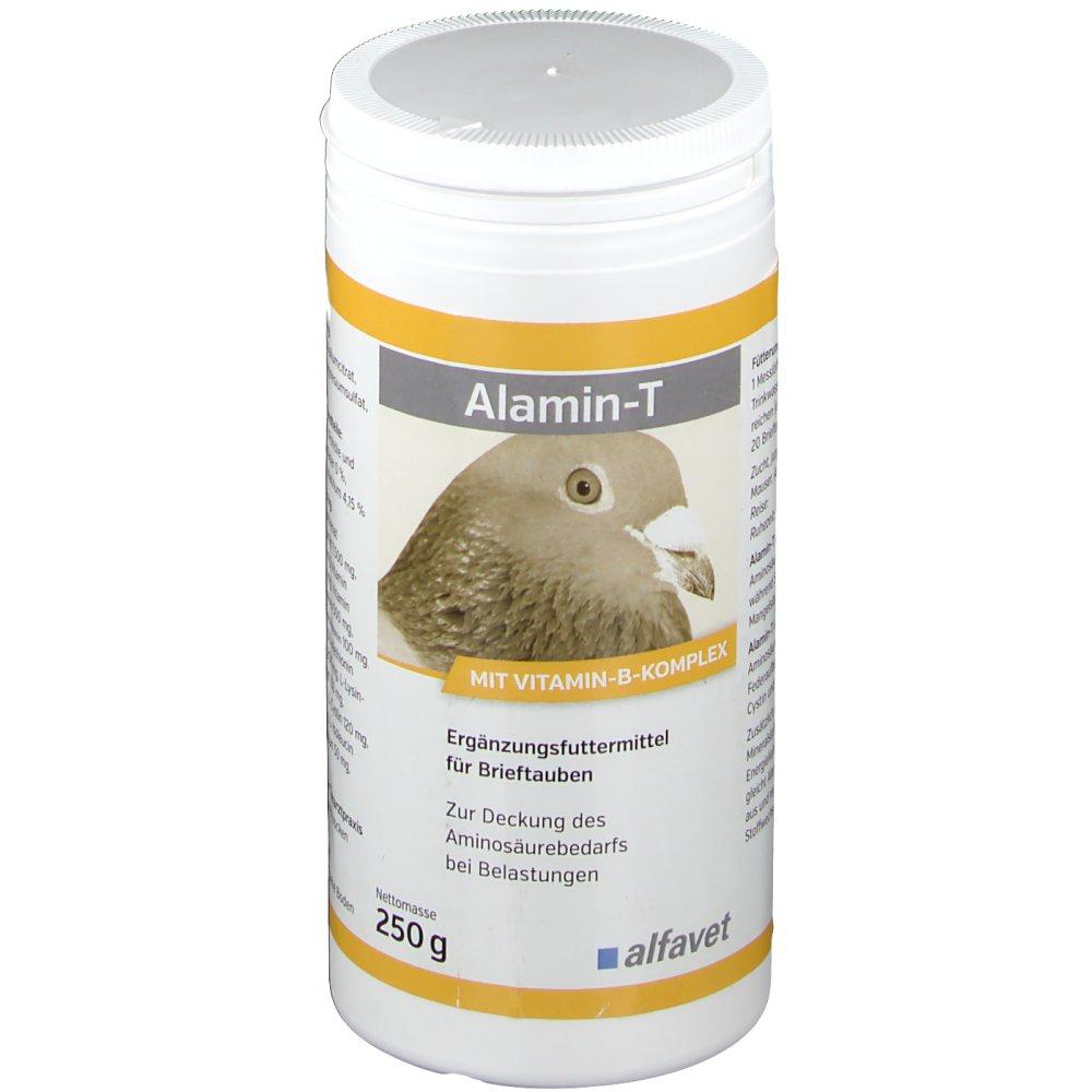 Alamin-T für Tauben