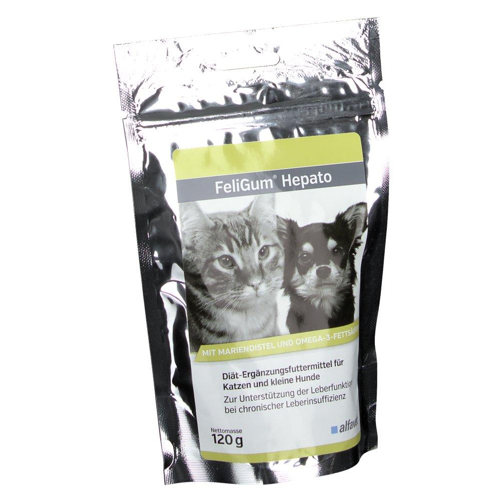 FeliGum® Hepato für Hunde und Katzen