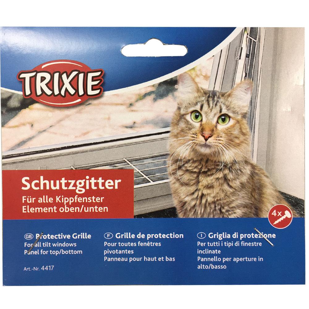 Trixie Schutzgitter für Fenster für oben und unten 1 St Gitter