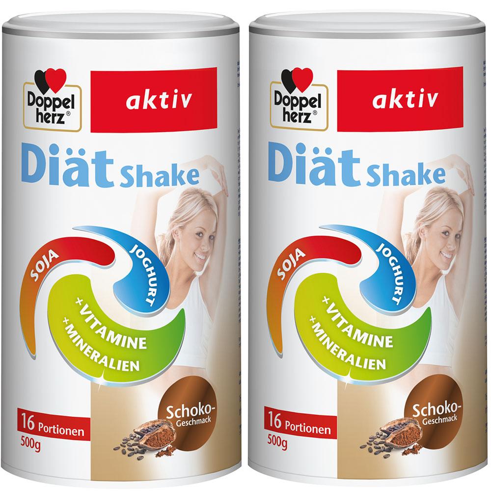 Doppelherz® Diät Shake Schokolade