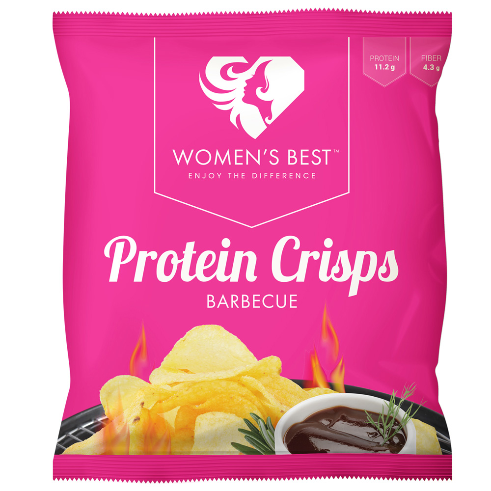 Women´s Best - Protein Chips - Barbecue