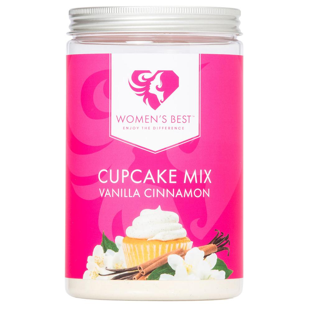 Women´s Best - Cupcake Mix - Vanille/Zimt