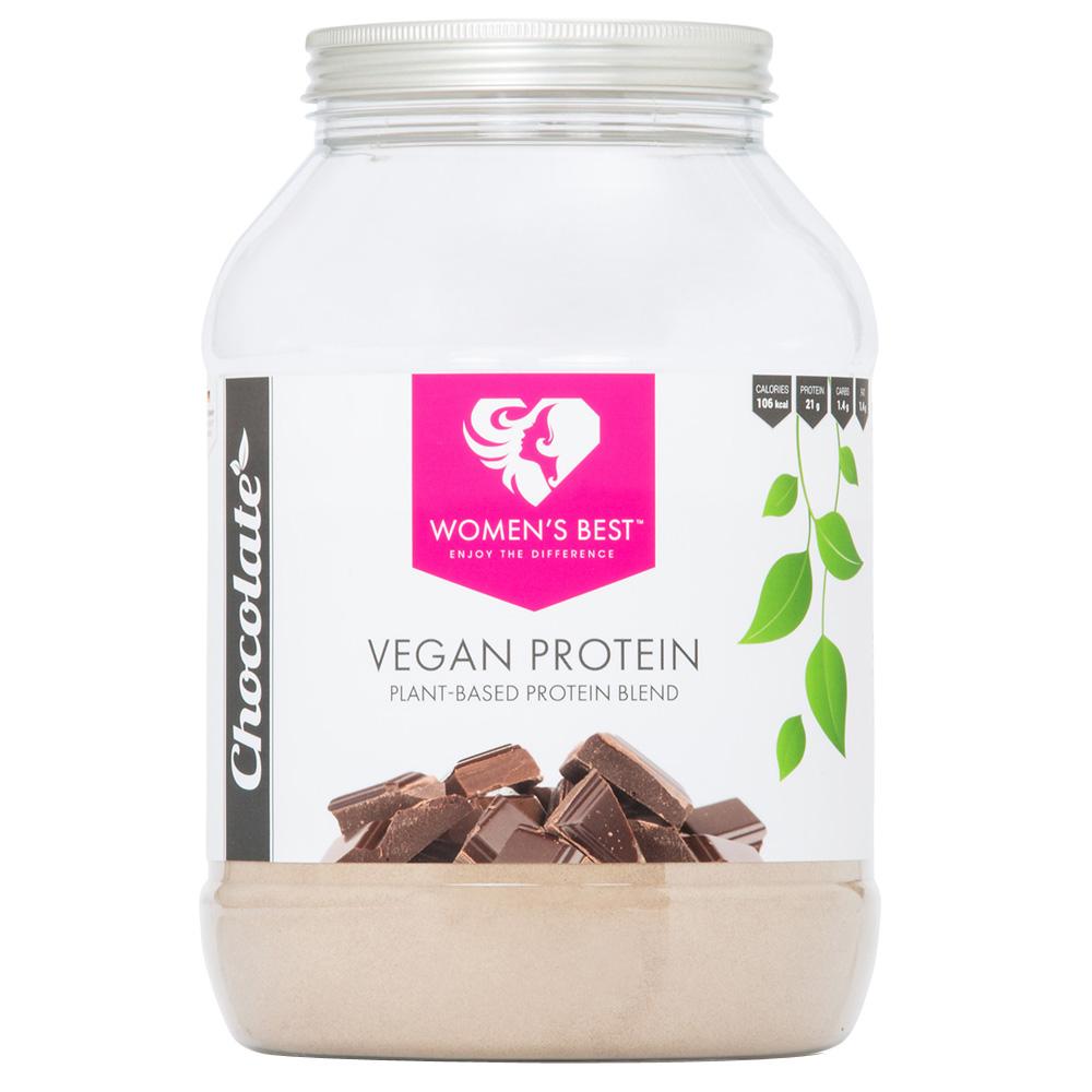 Women´s Best Vegan Protein Schokolade