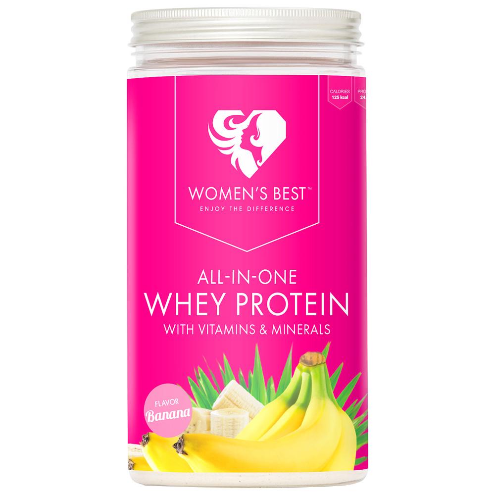 Women´s Best Whey Protein Banane