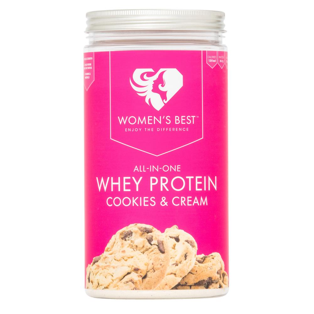Women´s Best Whey Protein Cookies & Cream